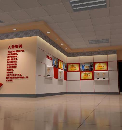 大型展厅及博物馆