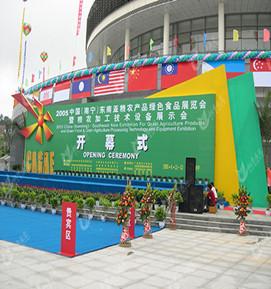大型舞台、会议策划、外墙装饰、文化建设