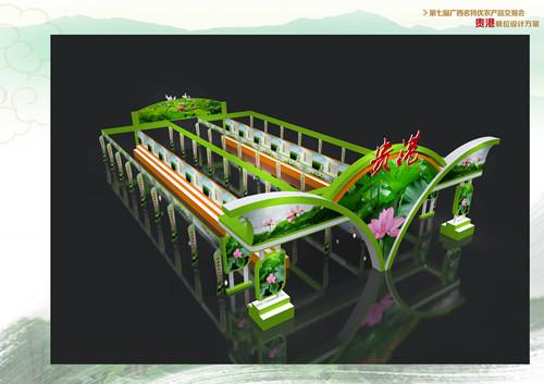 广西展览制作工厂