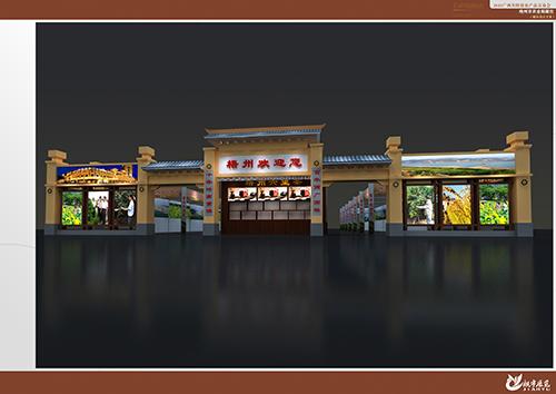 广西会展设计